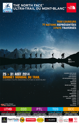 Affiche 2014 web the north face ultra trail du mont blanc